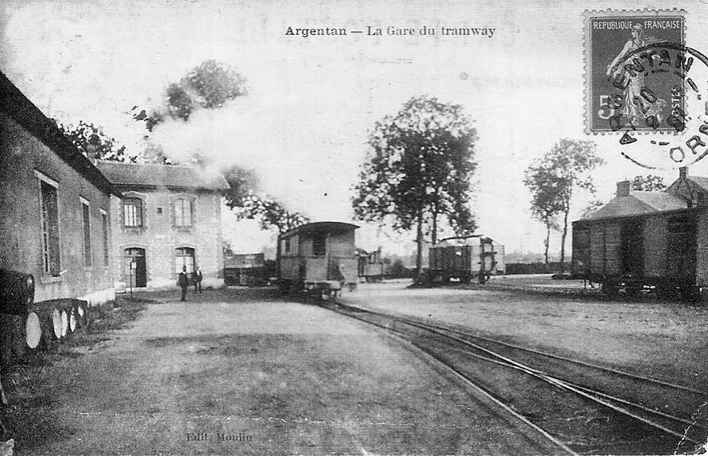 Argentan Local - VFEO