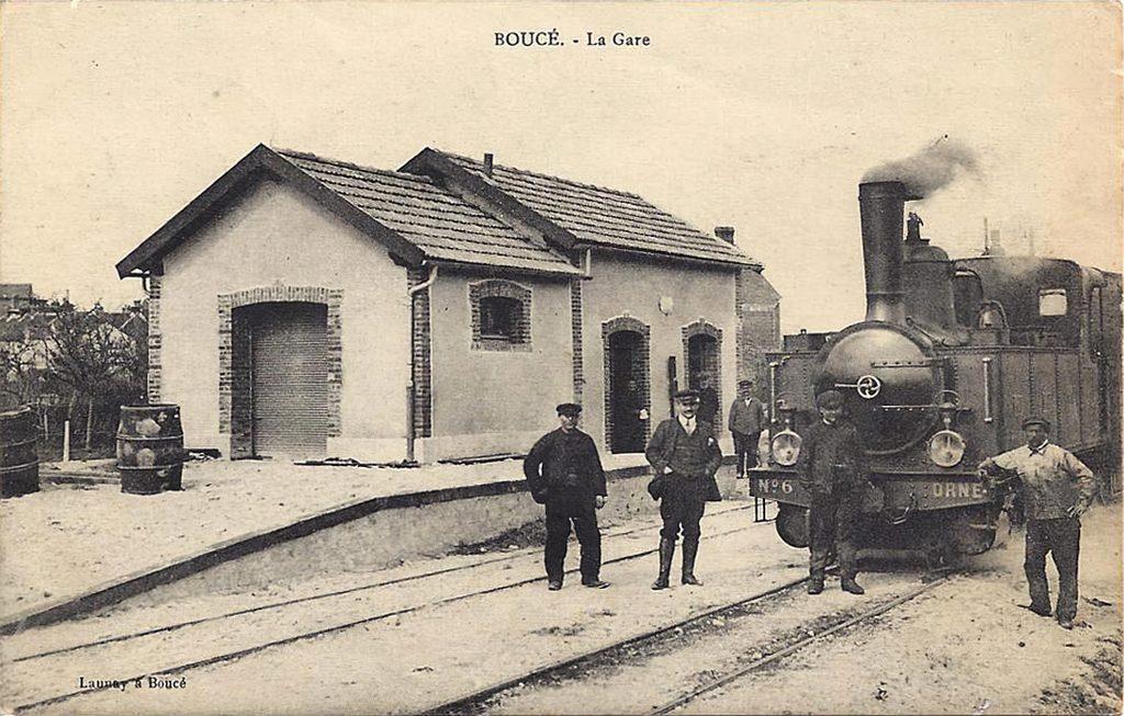 Boucé - VFEO