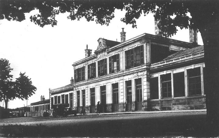 Gare de l'Aigle