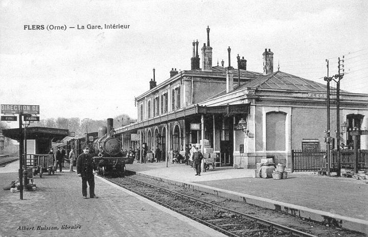 Gare de Flers de l'Orne