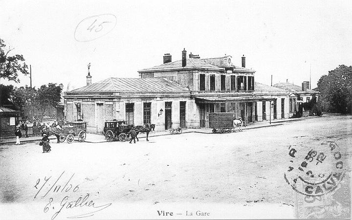 Gare de Vire