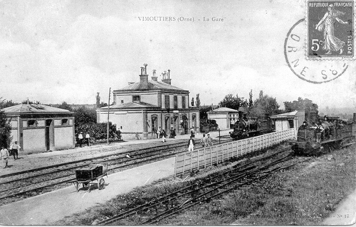 Gare de Vimoutiers