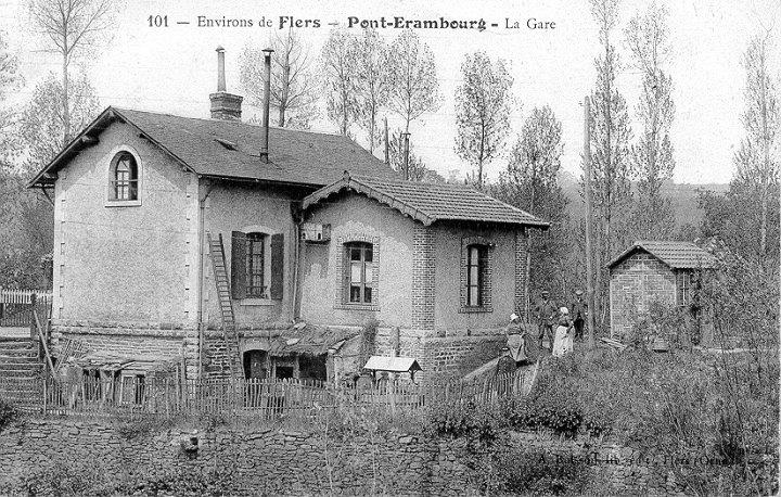 Pont-Erambourg (61)