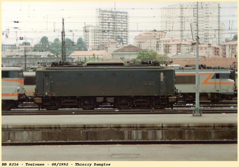 Locomotive photographiée sans tenir compte de son environnement