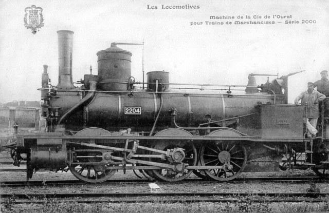 Série 1904/2244 Ouest, puis 030-531/860 Etat, puis 3-030 C Ouest