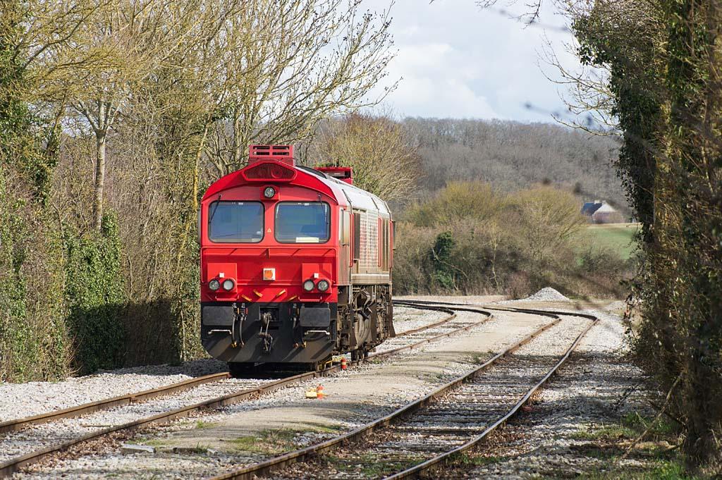 Class 77 VFLI - L'Oraille - 23/03/2013