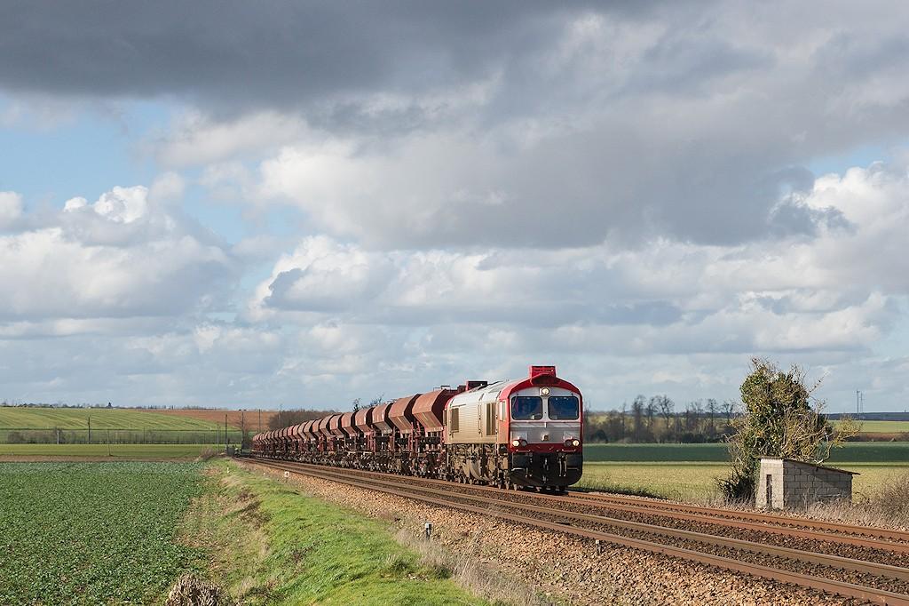 Class 77503 VFLI - Pertheville-Ners - 21/02/2014