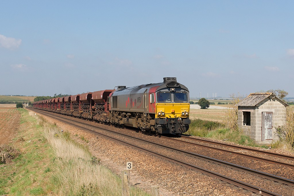 Class 77507 VFLI - Pertheville-Ners - 12/09/2014