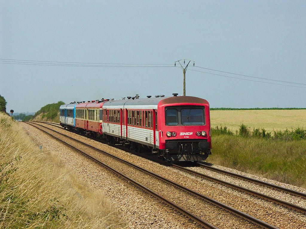 UM3 X 4752/X 4700 - Argentan - 30/06/2006