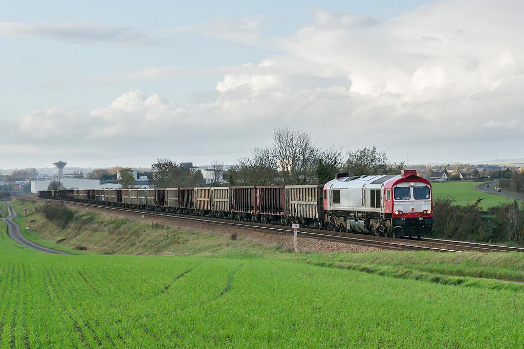 Class 77 VFLI - Argentan - 13/11/2015