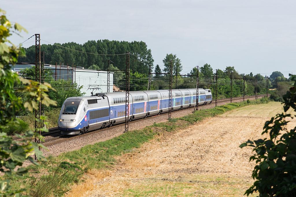 TGV DUPLEX 252 - Antran - 26/07/2016