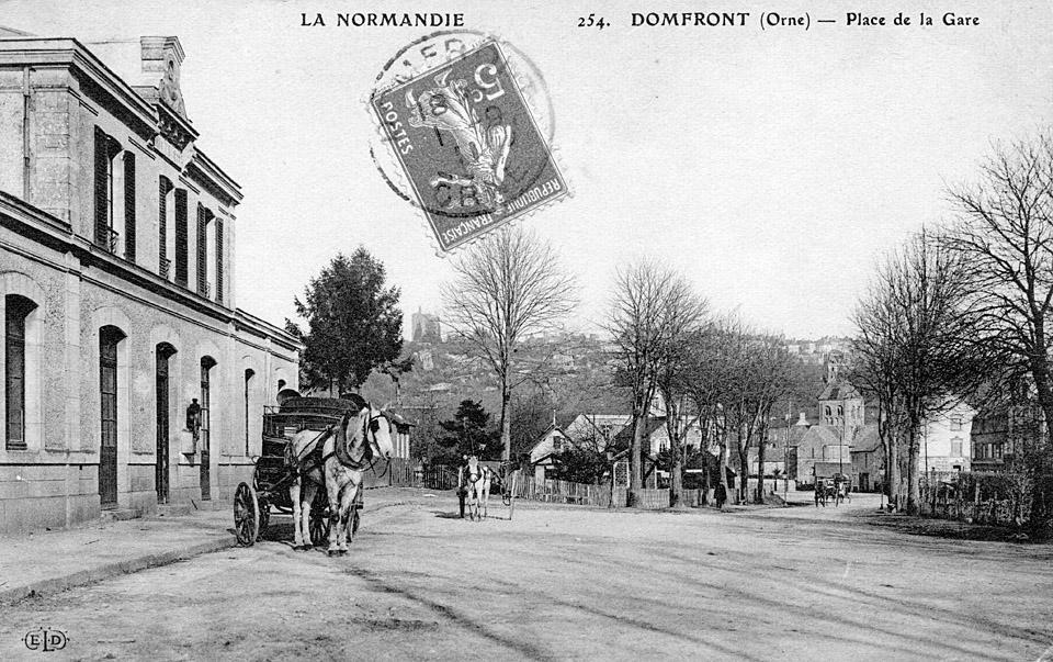 Gare de Domfront