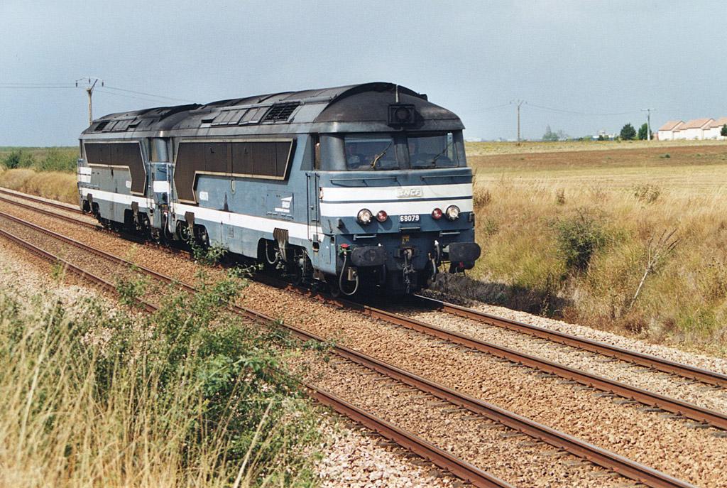 UM A1A-A1A 68079/A1A-A1A 68000 - Argentan - 2003