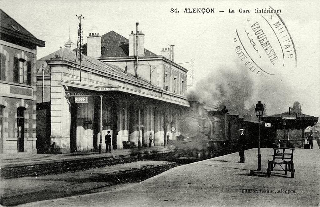 Gare d'Alençon