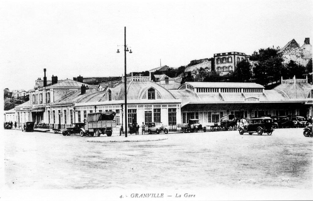 gare de Granville