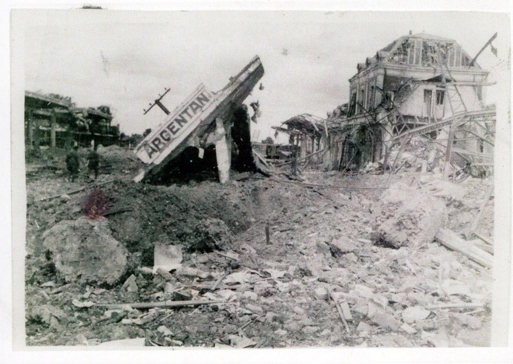 BV Argentan - 1944