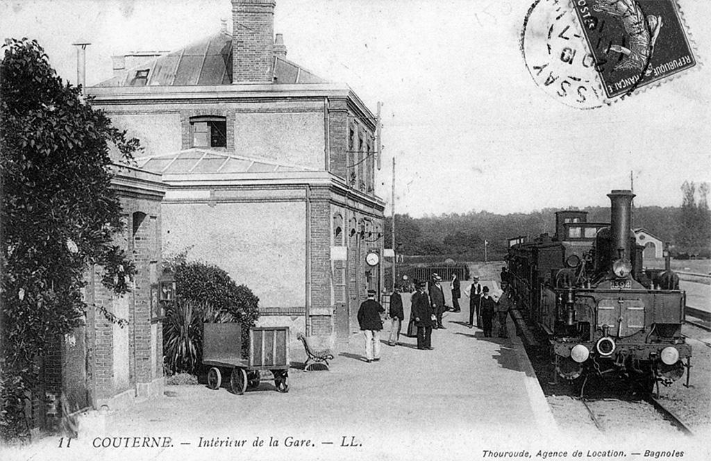Gare de Couterne