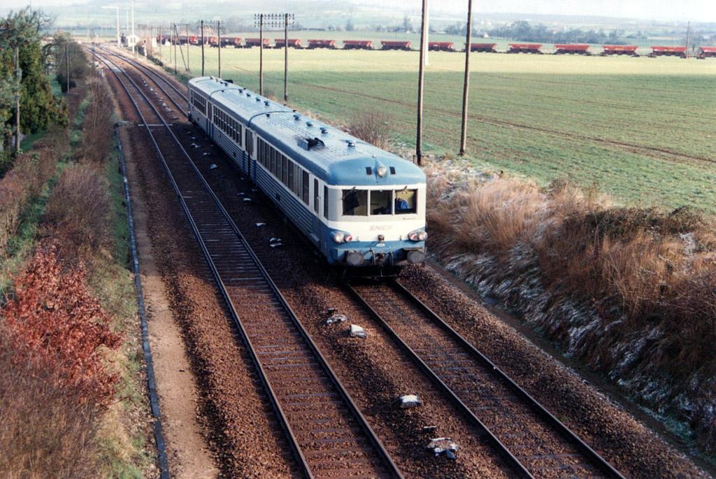X 4900 - Bifur de l'Oraille - 03/1995