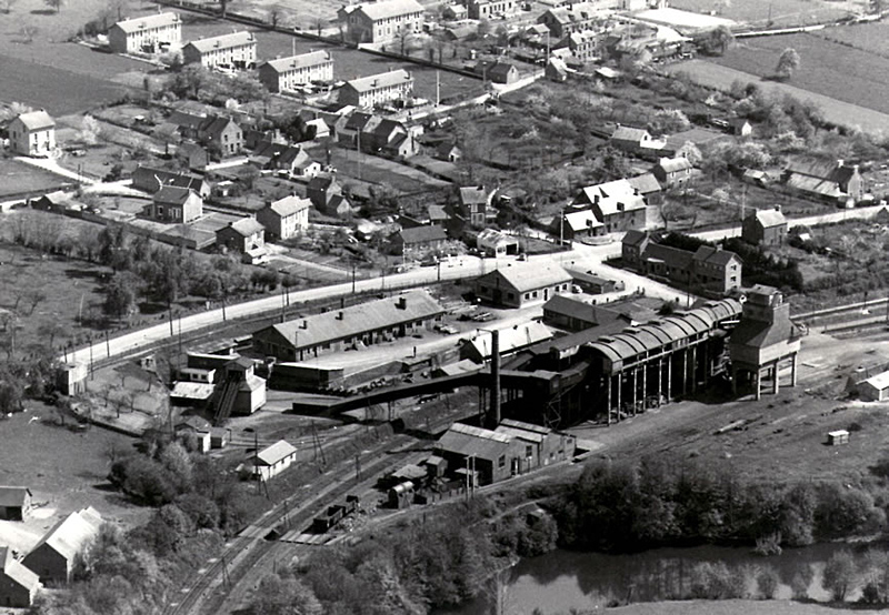 Mine de St Rémy sur Orne
