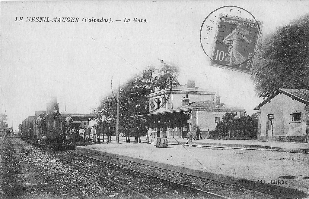 Gare du Mesnil-Mauger