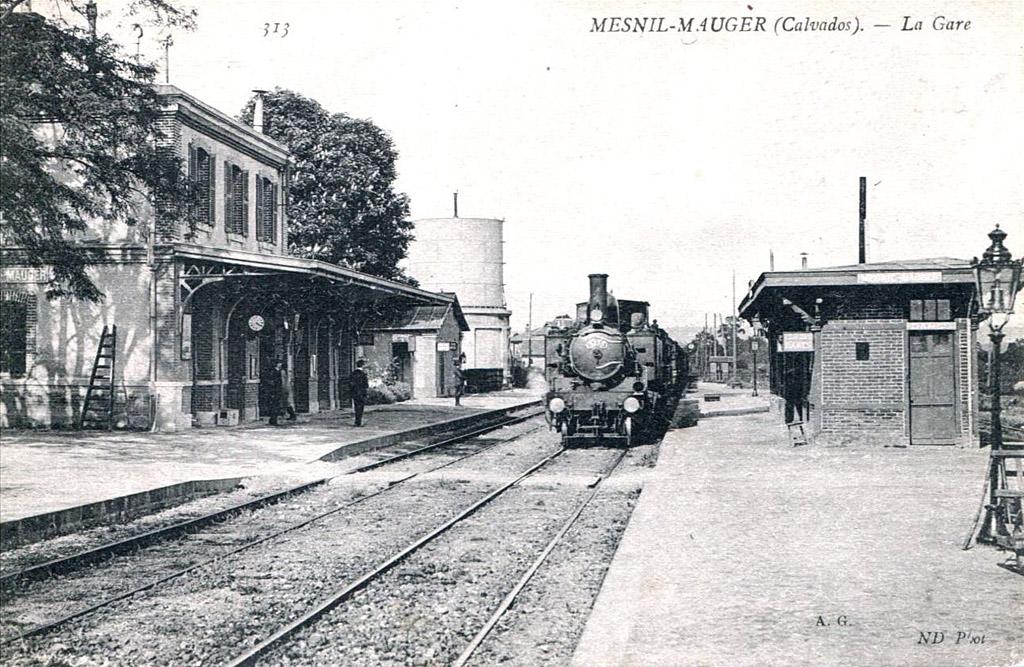 Gare de Mesnil-Mauger
