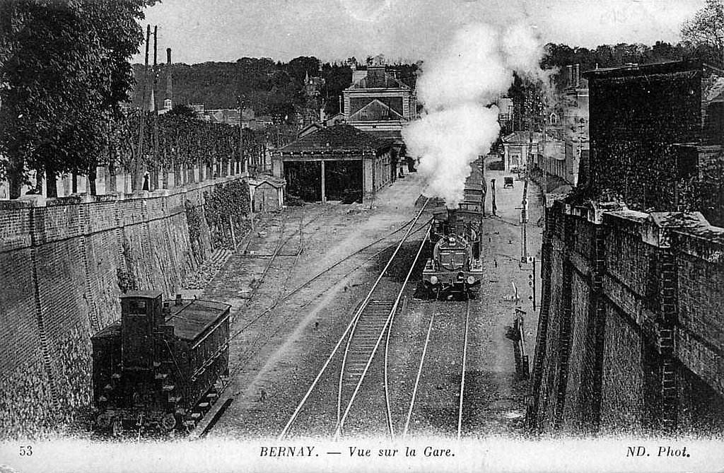 Gare de Bernay