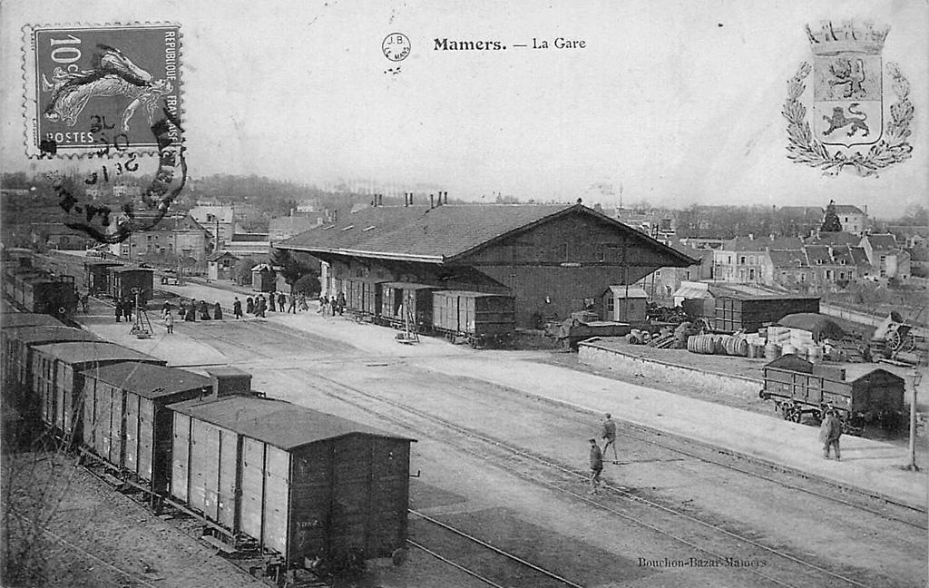 Gare de Mamers