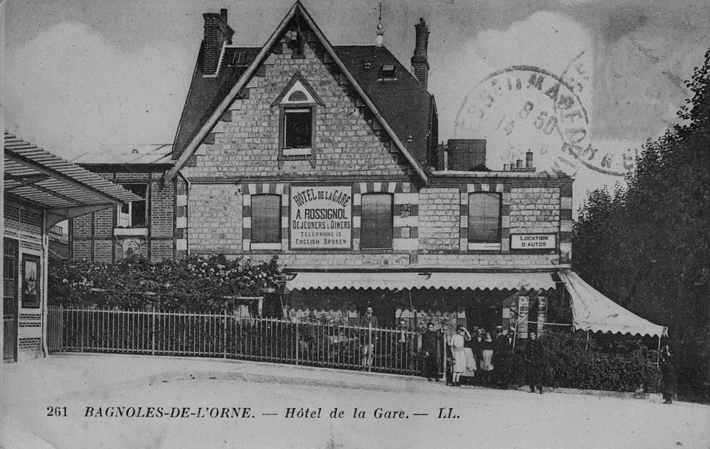Hôtel de la Gare de Bagnoles de l'Orne