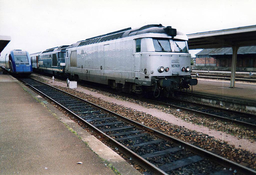 UM BB 67431/BB 67400 - Argentan - Eté 2004
