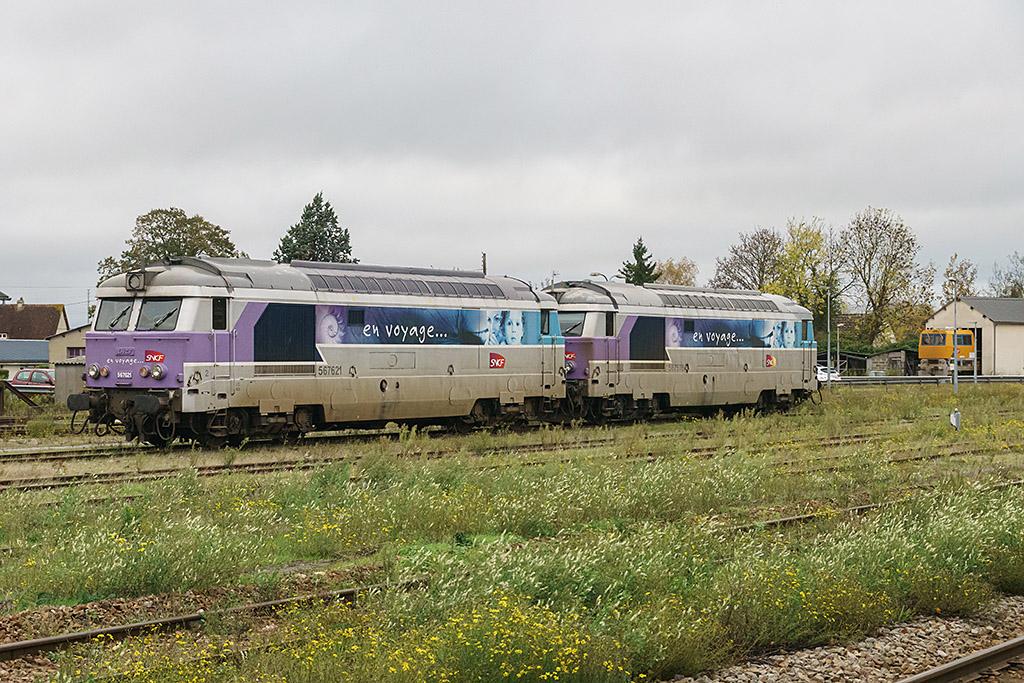UM BB 67576/BB 67621 - Argentan - 01/11/2020