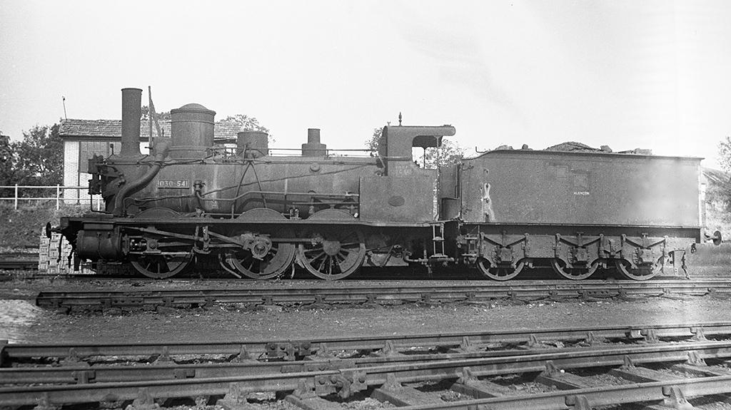 030-541 du dépôt d'Alençon