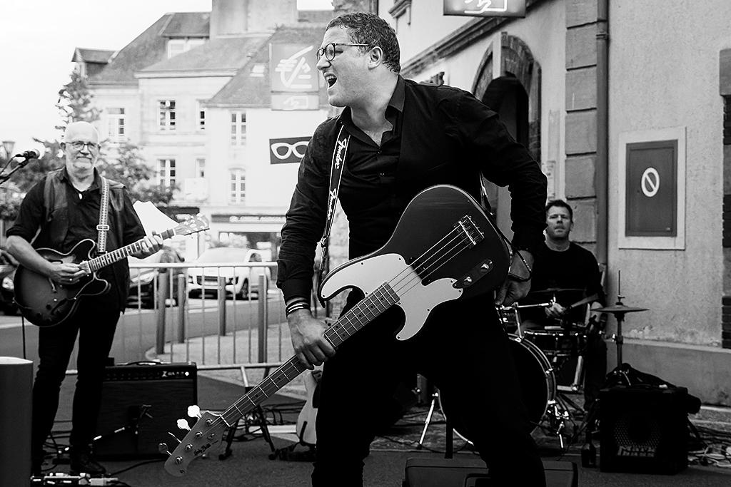 Jean-Christophe, Laurent et Olivier - Douvres la Délivrande - 19/08/2021