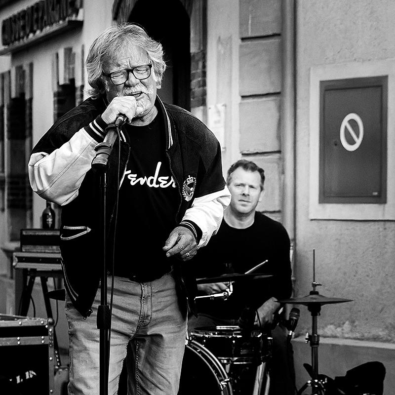 Terry Scott - Douvres la Délivrande - 19/08/2021