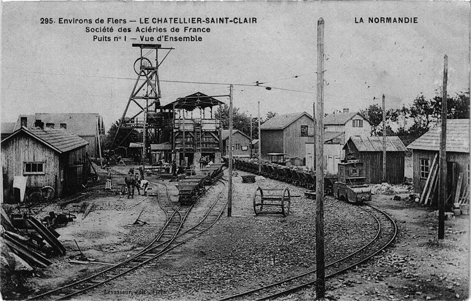 St Clair de Halouze - Puits n° 1