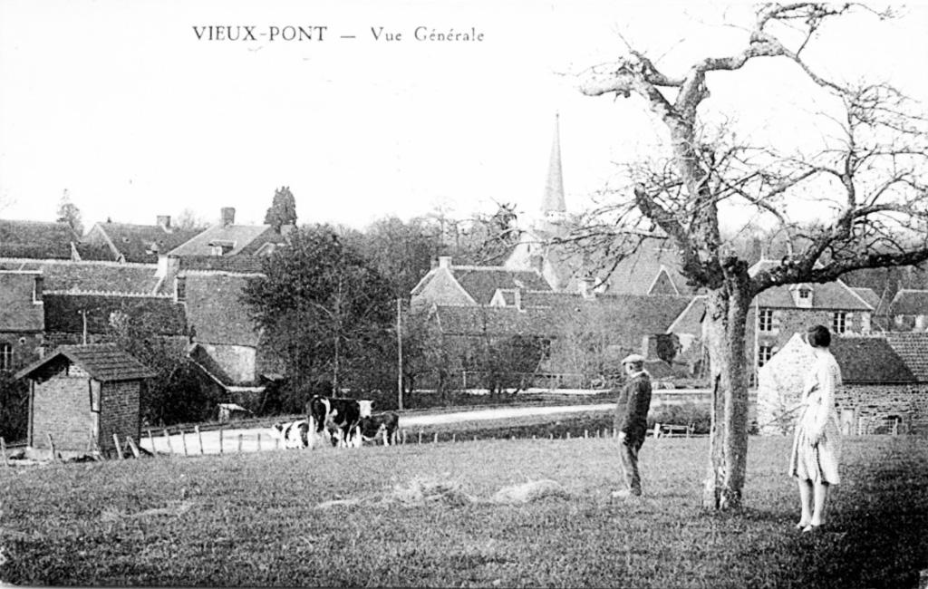 Vieux Pont - Orne
