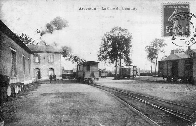 Argentan-Local - Orne