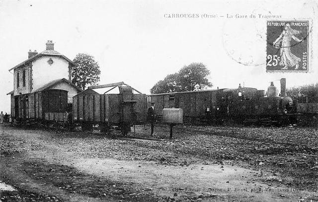 Carrouges - Orne