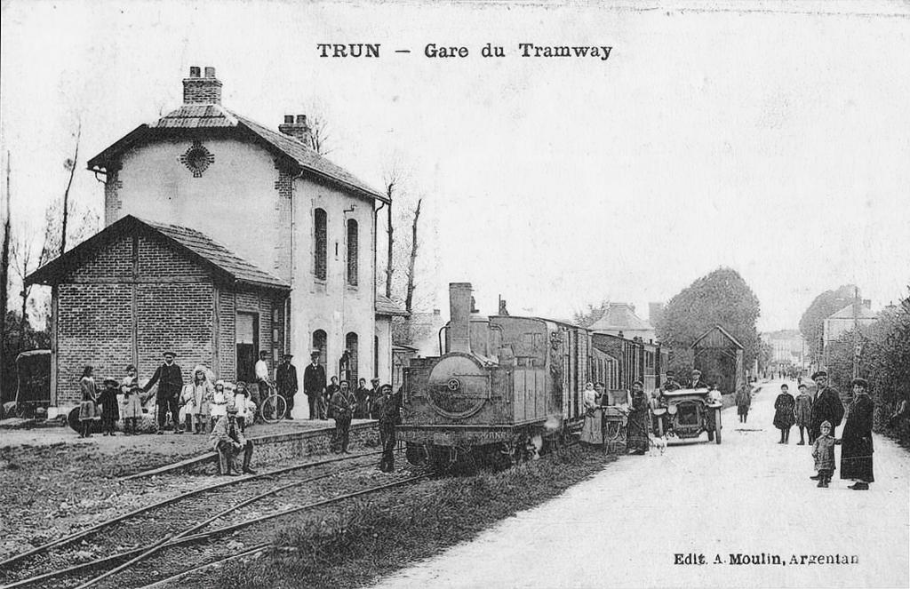 Gare de Trun - Orne