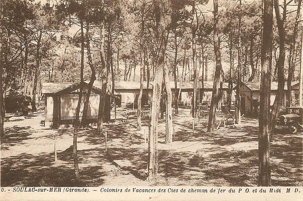 Colonie de Soulac (33)