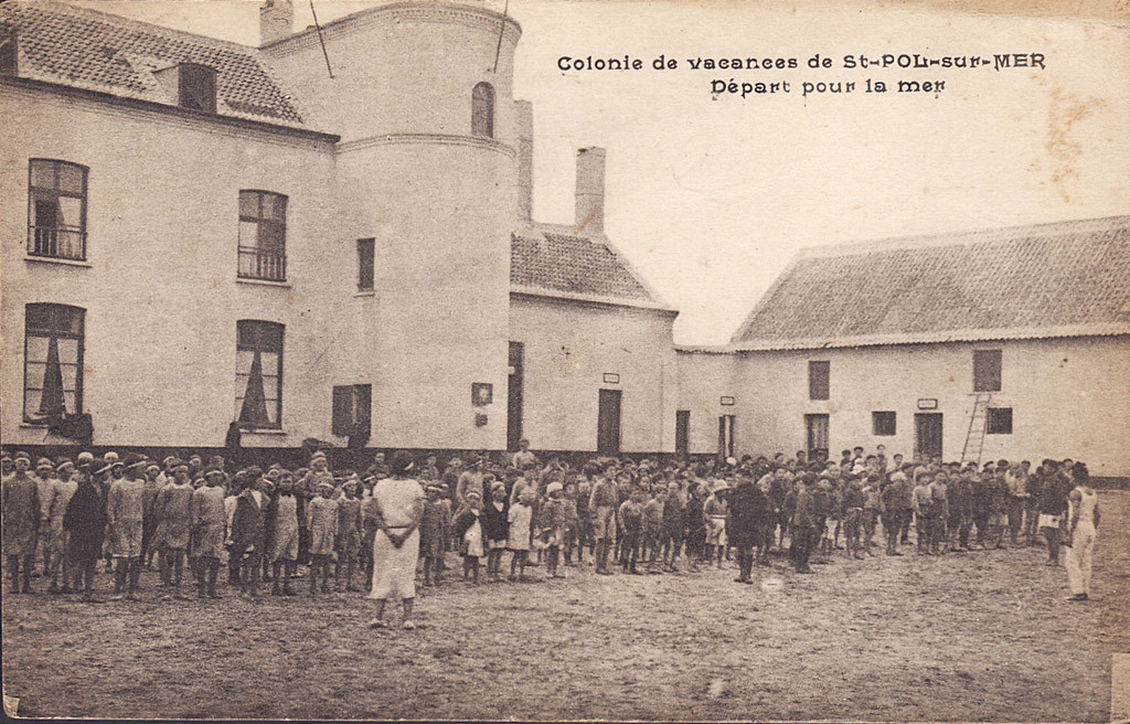 Colonie de St Pol/Mer (59)
