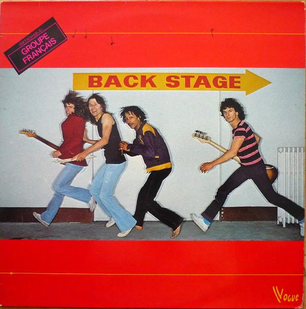 Backstage I - Backstage