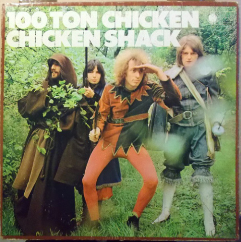 100 Ton - Chicken Shack