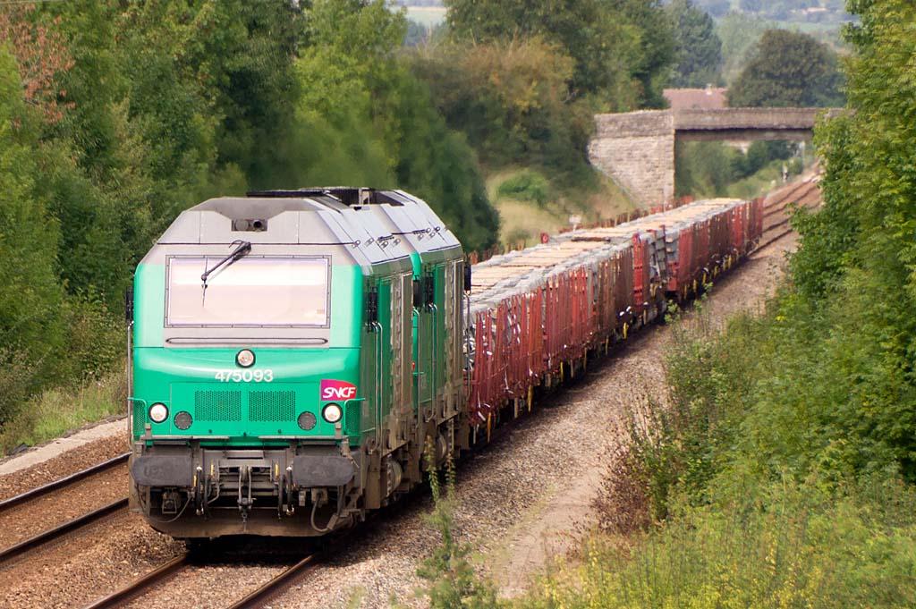 UM BB 75093/BB 75095 - Moulins/Orne - 16/08/2011