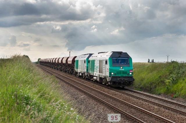 BB 75423/BB 75461 - Argentan - 13/06/2012