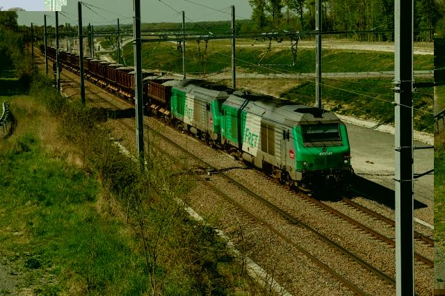 UM BB 75047/BB 75000 - La Celle St Avant - 21/04/2015