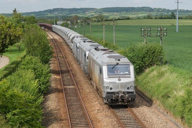 UM BB 75025/BB 75023/BB 75029 - L'Oraille - 09/05/2014