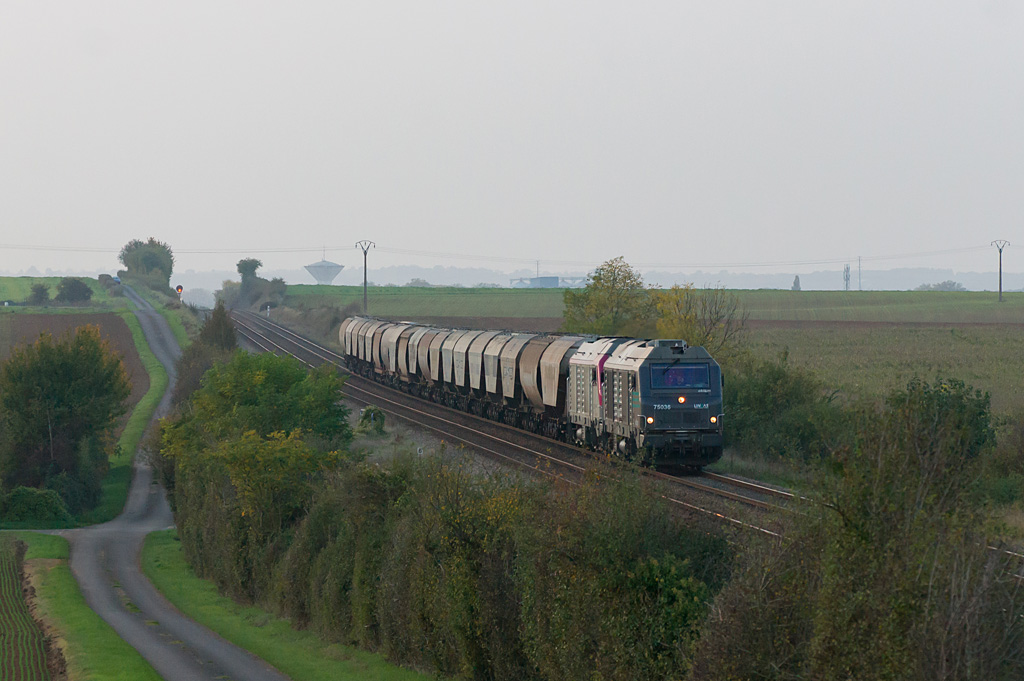 BB 75036/BB 75019 LINEAS - Argentan - 17/10/2017