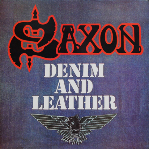Denim And Leather - Saxon