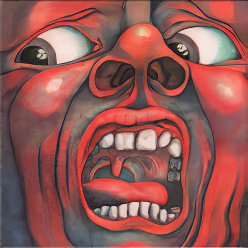 In The Court Of The King Crimson - King Crimson