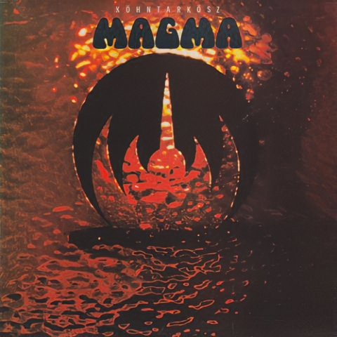 KÖHNTARKÖSZ - Magma